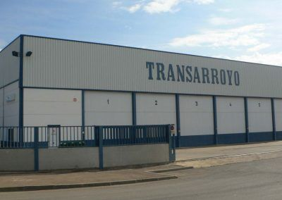 2002-TRANSARROYO MULTIPLE USE BUILDING