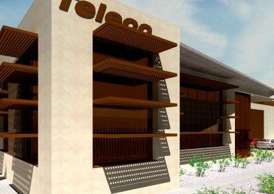 2008-TELECO BUILDING
