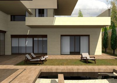 2014-I-MEDIO HOUSE