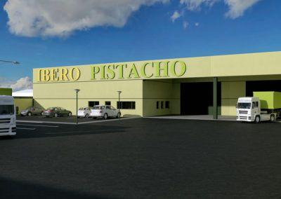 2019 IBEROPISTACHO. PROCESSING PLANT.