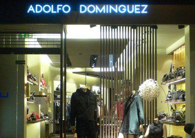 2007-TIENDA PARA ADOLFO DOMINGUEZ