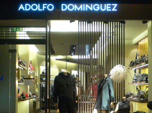 2007-STORE FOR ADOLFO DOMINGUEZ