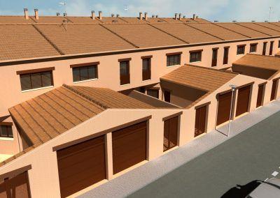 2007-TOWNHOUSES IN FUENTE EL FRESNO (CIUDAD REAL)