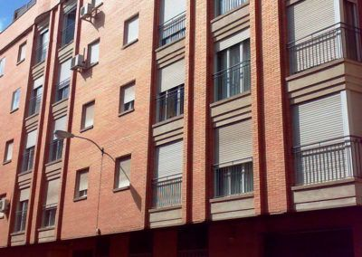 1998-VPO RESIDENTIAL BUILDING IN CIUDAD REAL